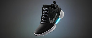 Nike's Self-Lacing Kicks Will Send Your Sneaker Obsession into Overdrive