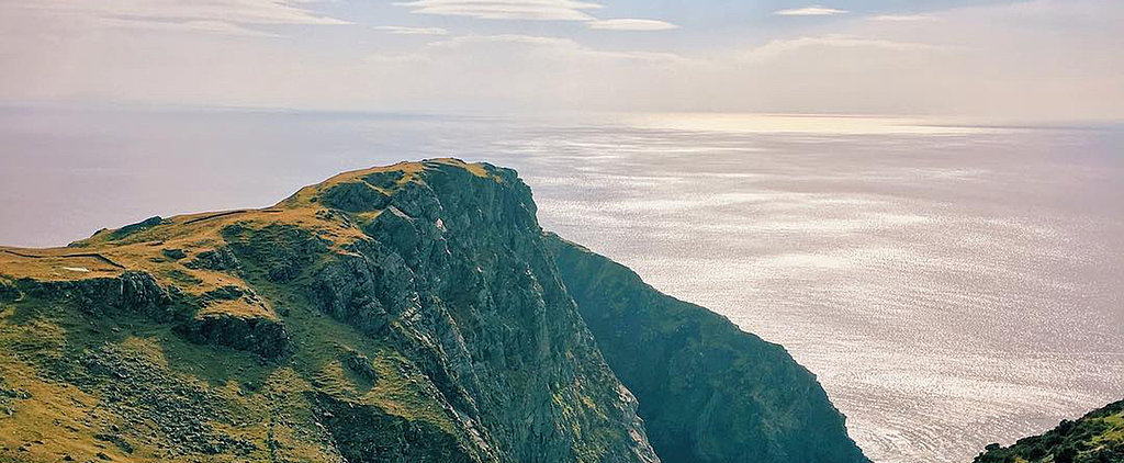 Instagram of the Day: Craggy Cliffs of Ireland