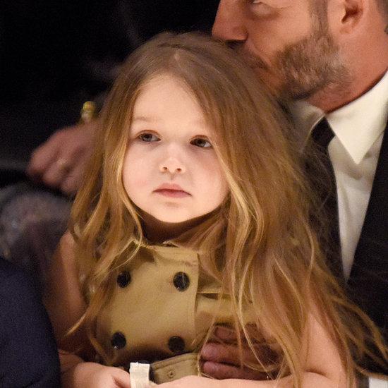 Harper Beckham's Hair