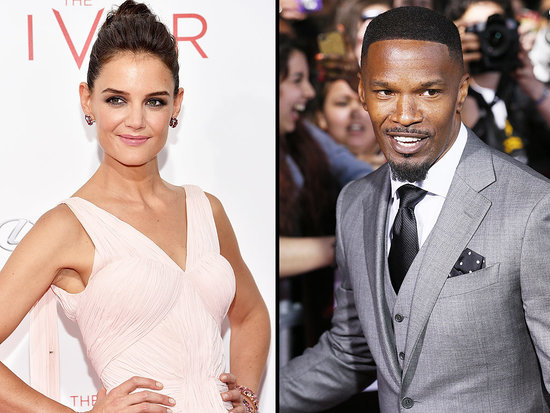 Katie Holmes and Jamie Foxx Aren't Engaged or Married, His Rep Says