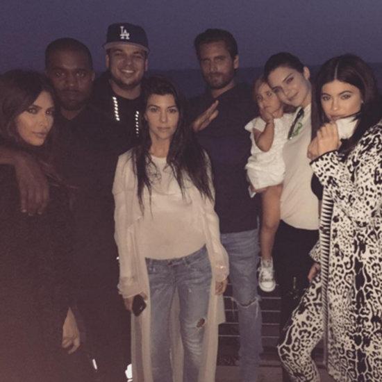 Rob Kardashian 29th Birthday Pictures