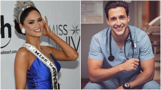 NYC's Real-Life Dr. McDreamy Confirms That He's Dating Miss Universe