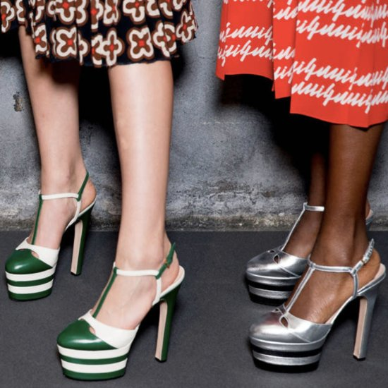 Gucci Spring Shoes 2016