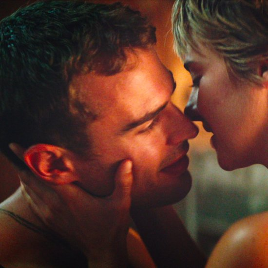 Lose Yourself in Some of Theo James's Sexiest Onscreen Moments