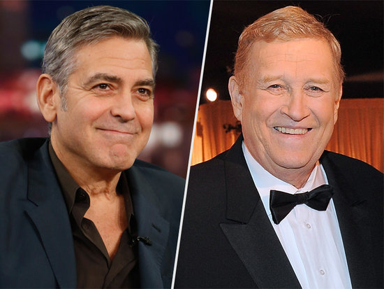 George Clooney Remembers Actor and SAG-AFTRA President Ken Howard with Touching Tribute
