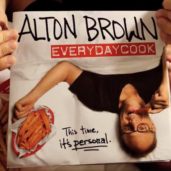 Alton Brown's Everyday Cook Cookbook Details