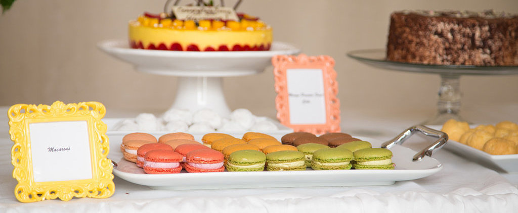 This Adorable Bridal Shower Pulls Off Pastel SO Well