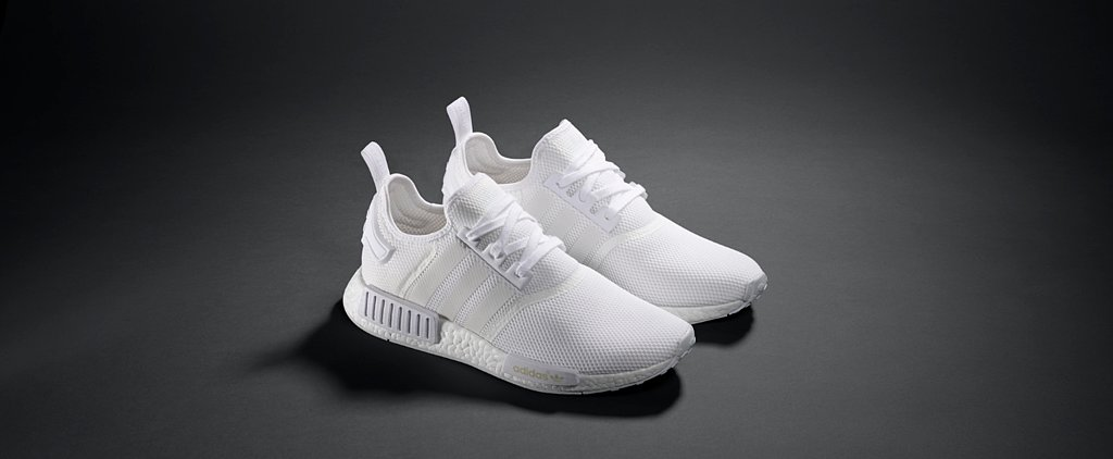 We're Kind of Freaking Out Over the New Adidas Triple White NMDs