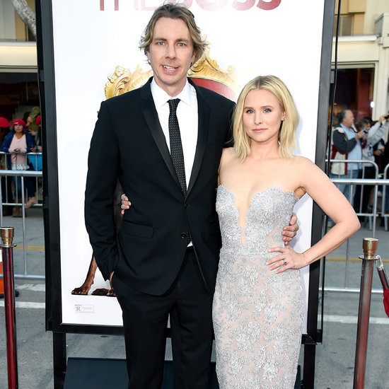 Kristen Bell and Dax Shepard at The Boss LA Premiere 2016
