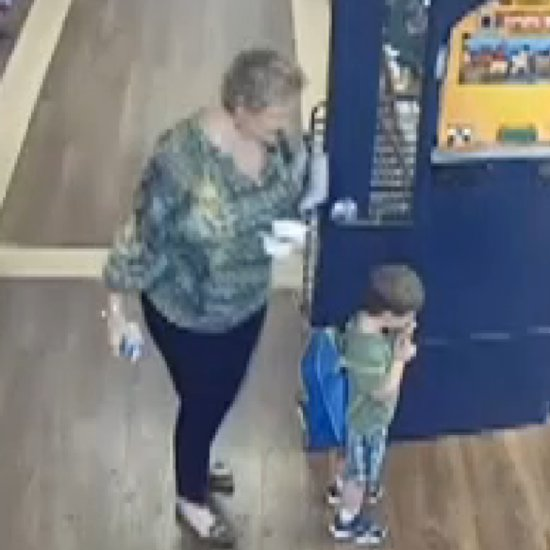 Teacher Arrested After Video Shows Child Knocked Over
