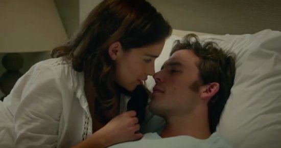 'Me Before You' Trailer Will Make You Feel All The Feelings