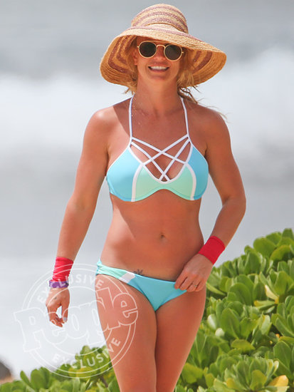 Has Britney spears hot body sorry, that