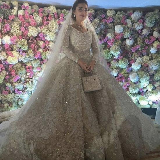 This Extravagant Billionaire Wedding Put Kim and Kanye's to Shame