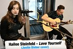 Hailee Steinfeld Possibly Trounced Bieber With This 'Love Yourself' Cover