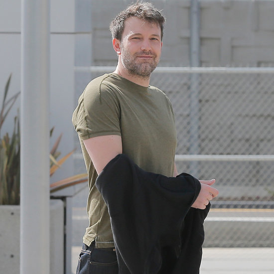 Ben Affleck Out in Santa Monica March 2016