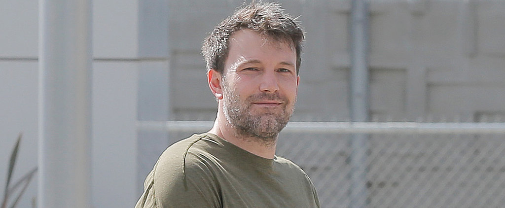 Ben Affleck Steps Out With a Smirk Following the Release of Batman v Superman