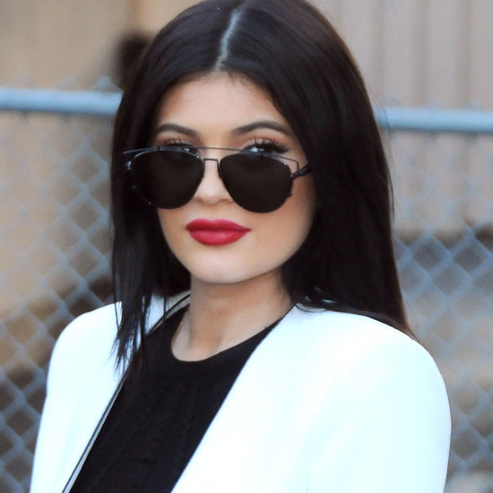 How to Re-Create Kylie Jenner's Red Lips