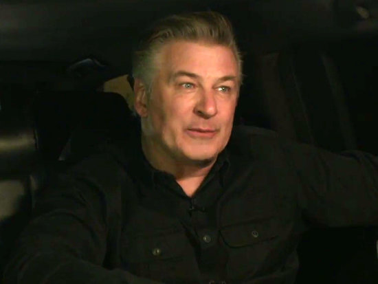 The New Love Guru? Alec Baldwin Surprises Young Couple with Relationship Advice During Limo Ride