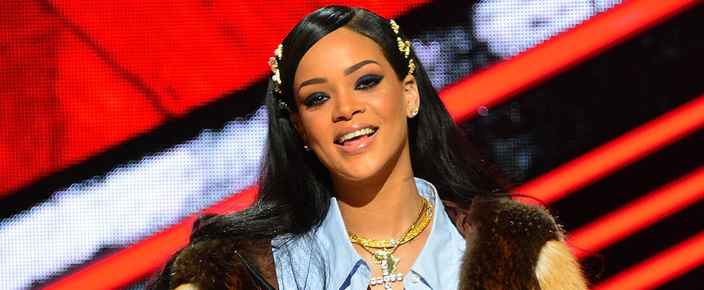 Rihanna Breaks From Her World Tour to Serve Up Some Serious Hotness on the Red Carpet
