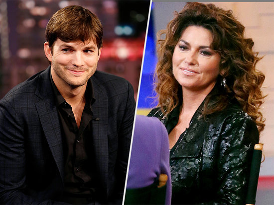 Shania Twain Responds to Ashton Kutcher's Ranch Joke with a Reference of Her Own: 'Next Time You're Lonely, Don't Call Me'