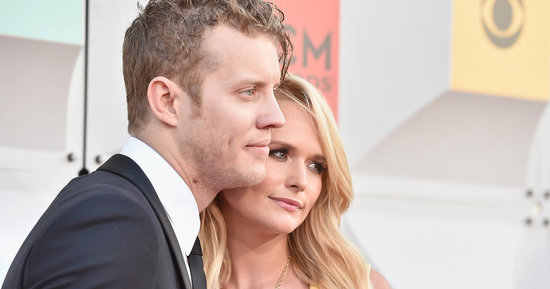 Miranda Lambert Makes Red Carpet Debut With Boyfriend Anderson East At The ACM Awards