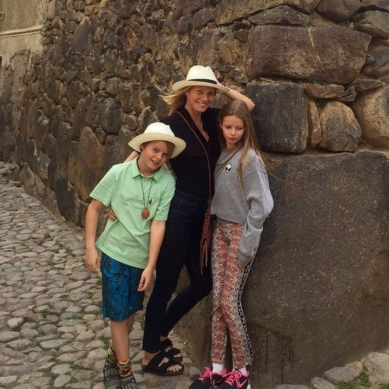 Gwyneth Paltrow's Vacation Style April 2016