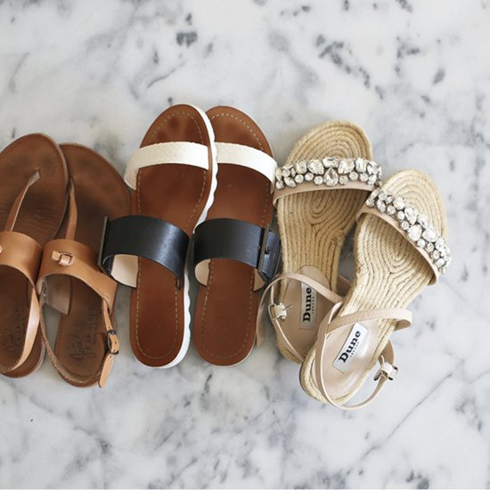 Best Slip-On Sandals 2016