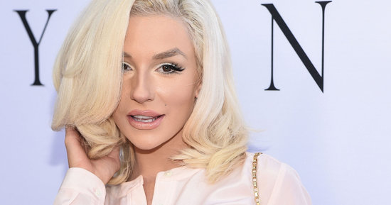 The Ghost of Michael Jackson Set Courtney Stodden's Hair on Fire