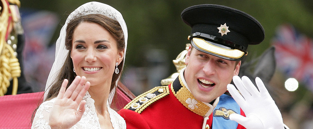 The 30 Sweetest Pictures From William and Kate's 2011 Wedding