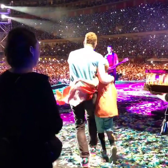 Chris Martin Wishes Son Moses Happy Birthday with an Epic Surprise