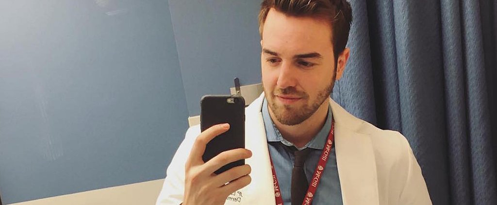 Instagram of the Day: Can This Doctor Give Us a Checkup?