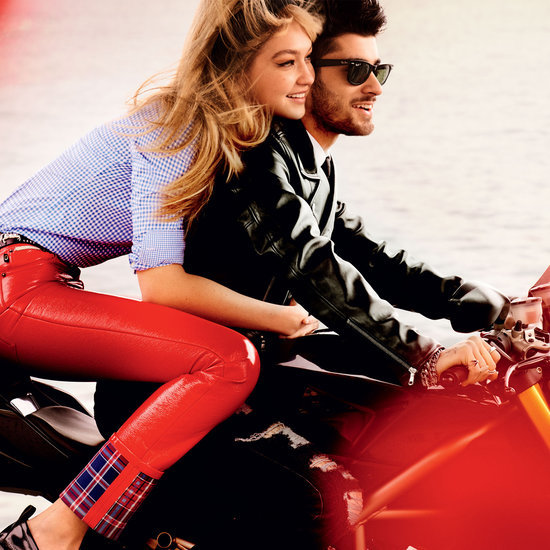 Gigi Hadid and Zayn Malik in Vogue | Video