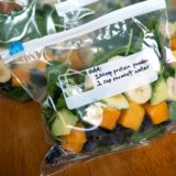 How to Prep Week of Smoothie Freezer Packs
