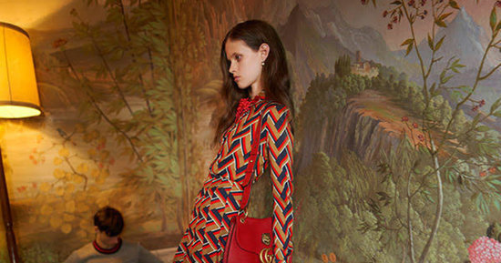 Gucci Ad Banned In The UK For Featuring 'Unhealthily Thin' Model