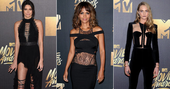 The Most Memorable Looks From The 2016 MTV Movie Awards Red Carpet