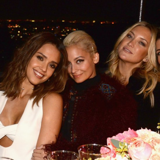Celebrity Style at Jamie Schneider's Wedding