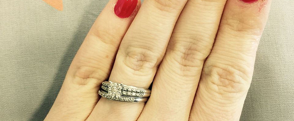 Woman Responds to Her Wedding-Ring Shamers With 1 Epic Facebook Post
