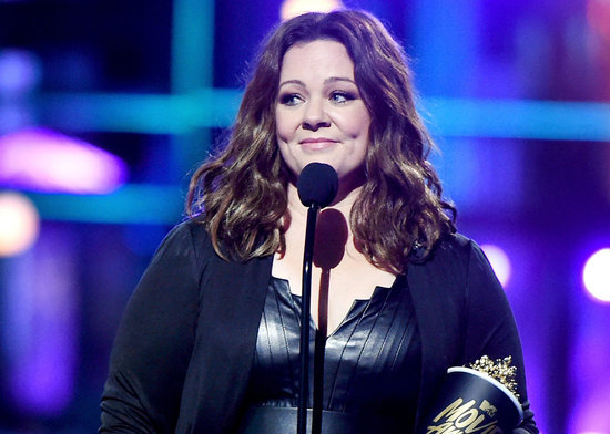 Melissa McCarthy Becomes MTV's First Female 'Comedic Genius' and Her Speech Is Everything