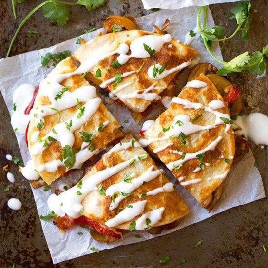 Quick Quesadilla Recipes