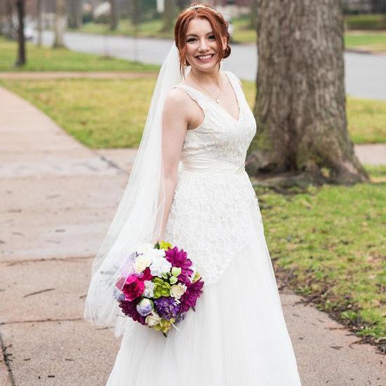 Bride Wears Same Wedding Dress as Mom and Grandma
