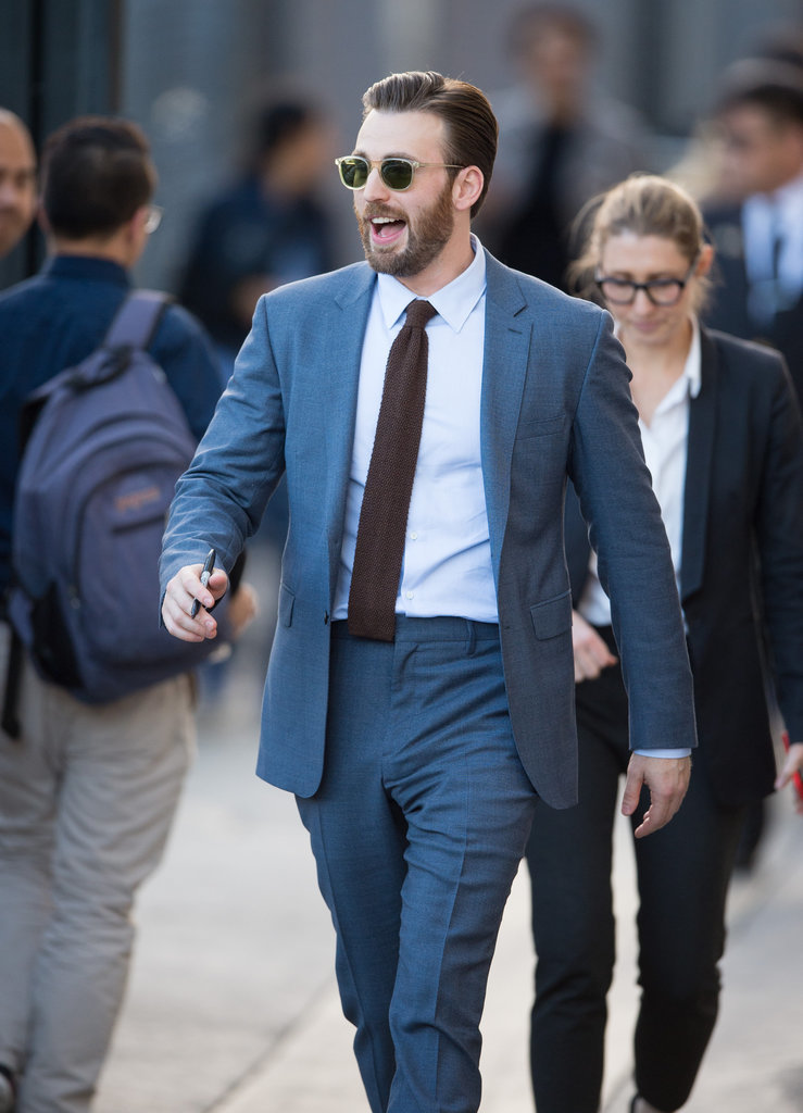 Chris evans dating in Australia