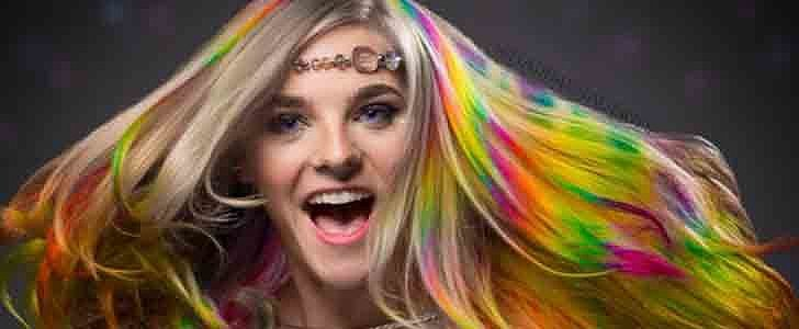 25 Superhero- and Villain-Inspired Rainbow Hair Looks That Are Terrifyingly Mesmerizing
