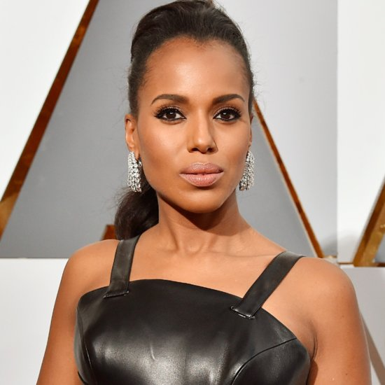 "Kerry Washington Opens Up About Photoshop: It's ""Not the Devil"""