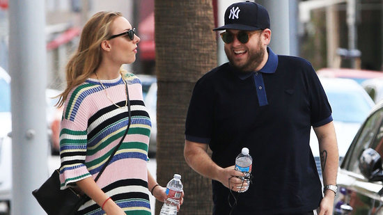 Jonah Hill Trims Down, Shows Off Slimmer Physique with Girlfriend in Los Angeles