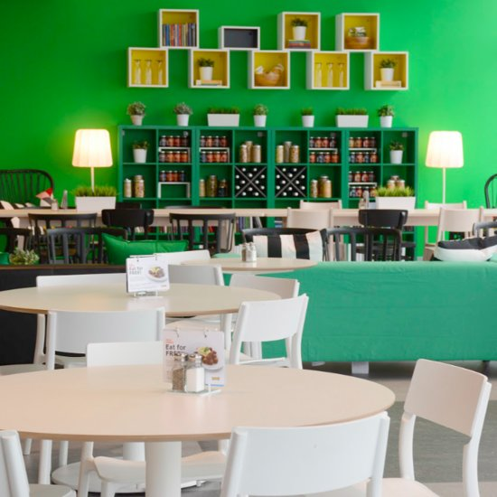 Ikea Remodels Restaurants