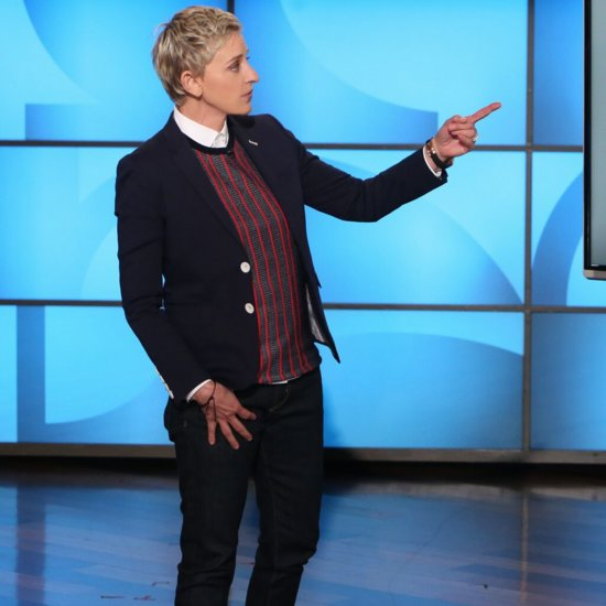 Ellen DeGeneres on Running For President