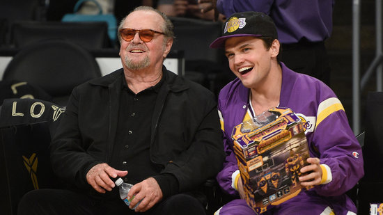 Jay Z, Jack Nicholson, Kanye West and More Stars Attend Kobe Bryant's Final NBA Game