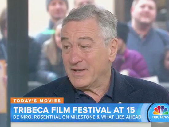 Robert De Niro Suggests That His Wife Thinks Son's Autism Is Connected to Vaccines as He Defends Vaxxed