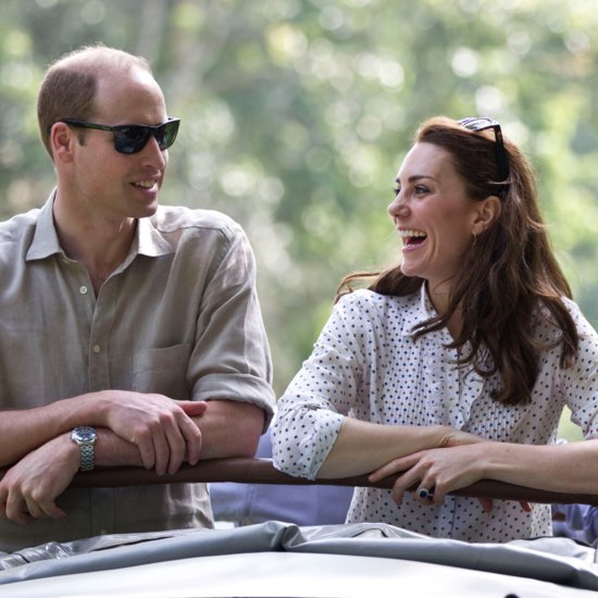The Duke and Duchess's Cutest Pictures in India