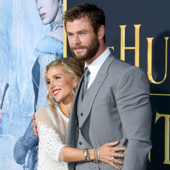 Chris Hemsworth at Huntsman Winter's War LA Premiere Photos